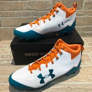 Under Armour Team Nitro Select Mid MC Cleats